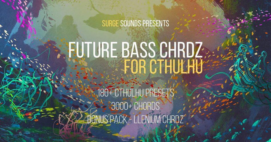 Surge Sounds Future Bass CHRDZ