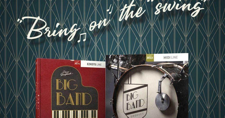 Toontrack Big Band EZkeys MIDI & Grooves