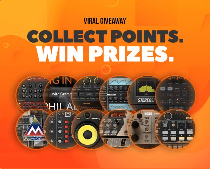 VST Buzz Viral Giveaway