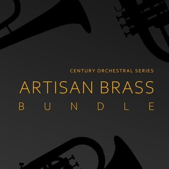 8Dio Artisan Brass Bundle