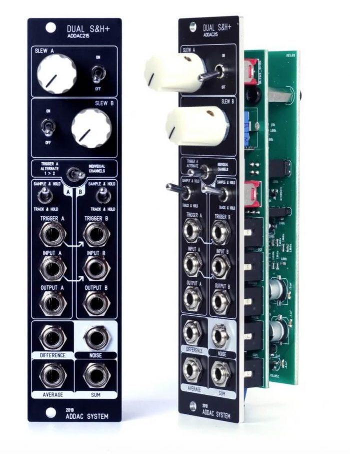 ADDAC System 215 Sample & Hold+