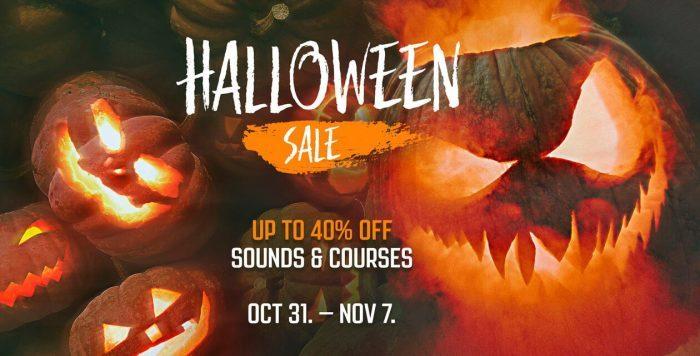 ADSR Halloween Sale 2019