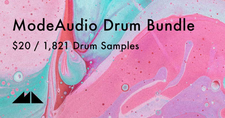 ADSR Sounds ModeAudio Drum Bundle