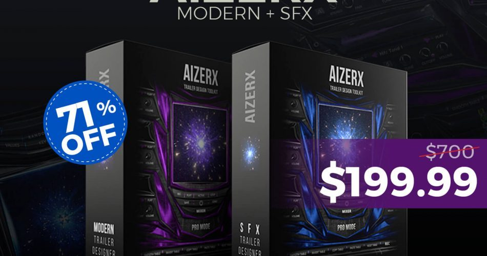 APD Keepforest AizerX Bundle