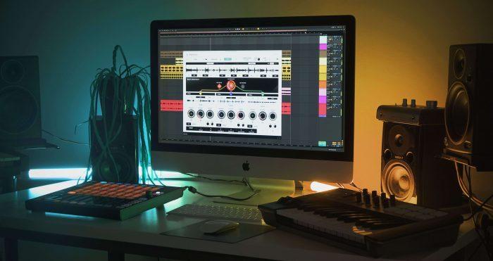 Accusonus Rhythmiq uses A.I. to help you turn your tracks into a performance