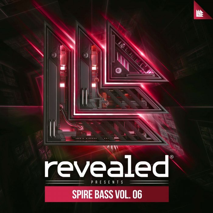 Alonso Sound Revealed Spire Bass Vol 6