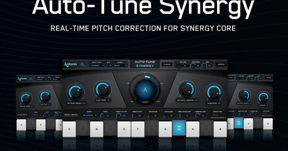 Antelope Audio Auto Tune Synergy