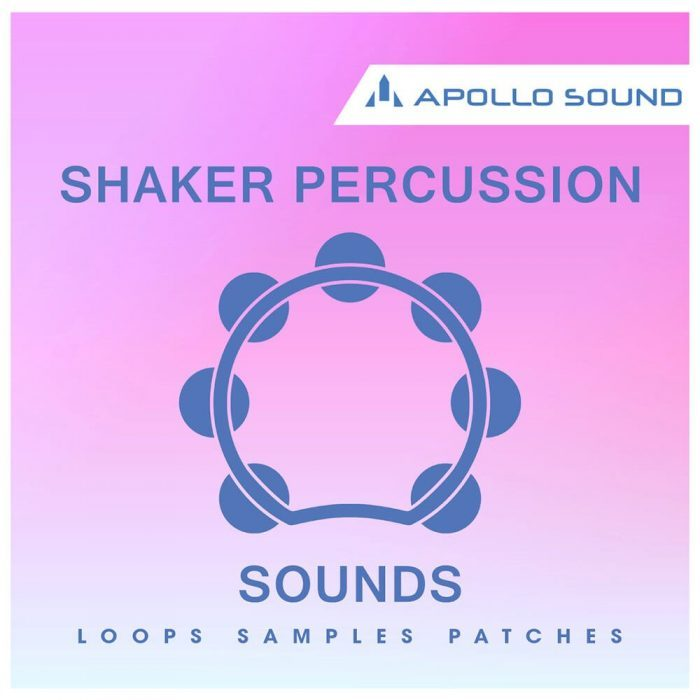 Apollo Sound Shaker Percussion Sounds