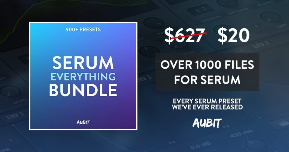 Aubit Serum Everything Bundle