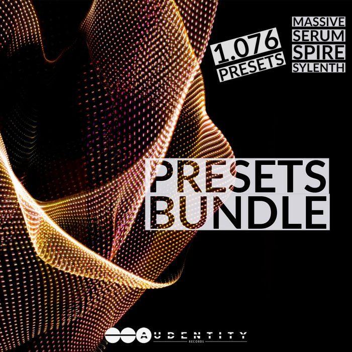 Audentity Records Presets Bundle