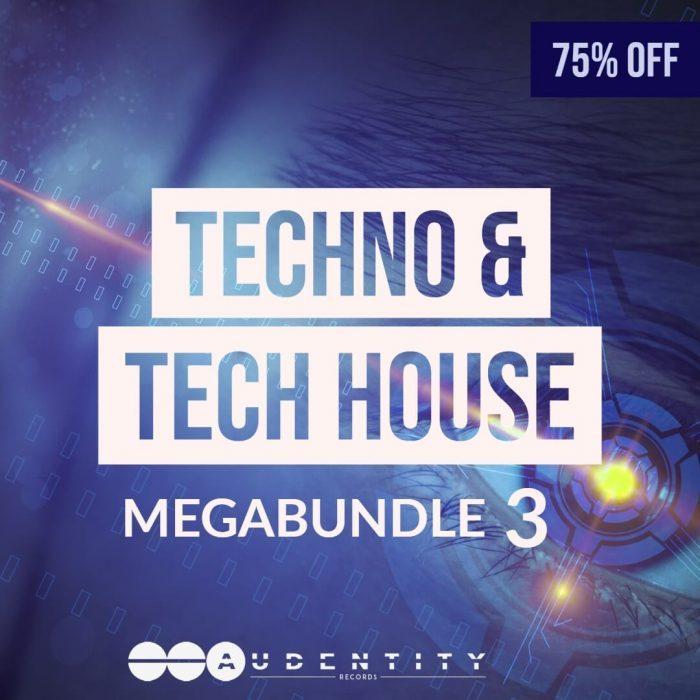 Audentity Records Techno & Tech House Megabundle 3