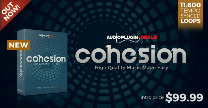 Audio Plugin Deals Cohesion
