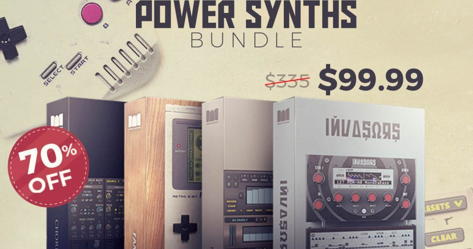 Audio Plugin Deals Divergent Audio Bundle