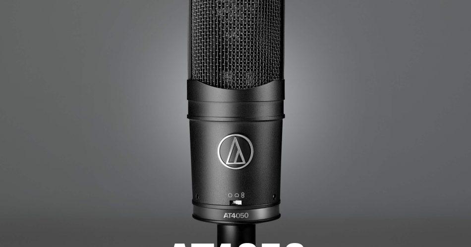 Audio Technica AT4050 25th anniversary