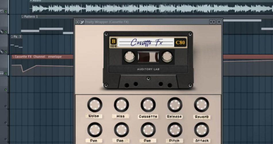 Auditory Lab Cassette FX feat