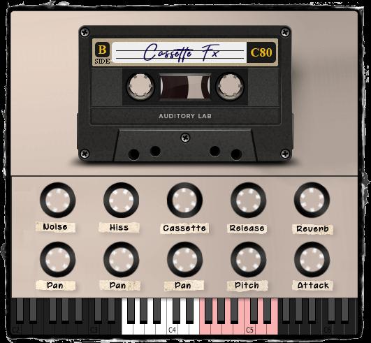 Auditory Lab Cassette FX