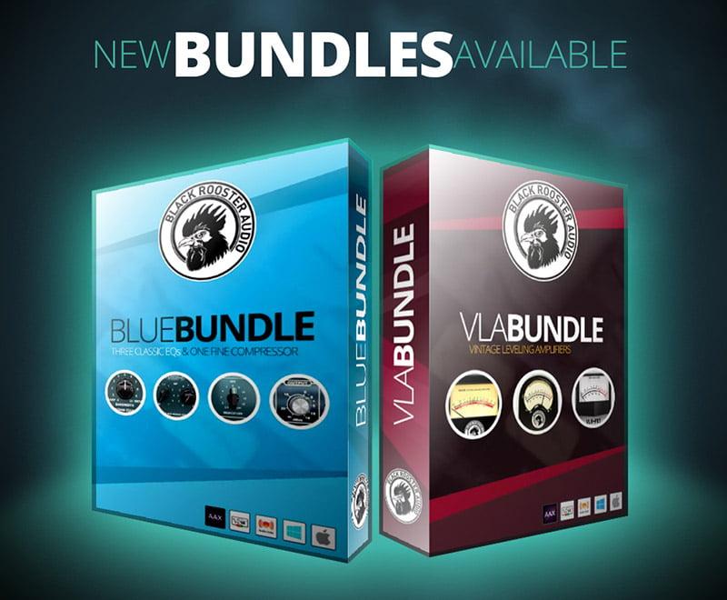 Black Rooster Audio launches Blue Bundle & VLA-Bundle