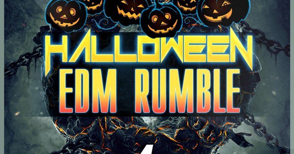 Class A Samples Halloween EDM Rumble
