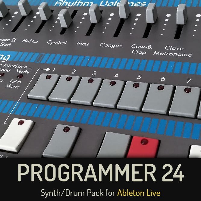 Cluster Sound Programmer 24