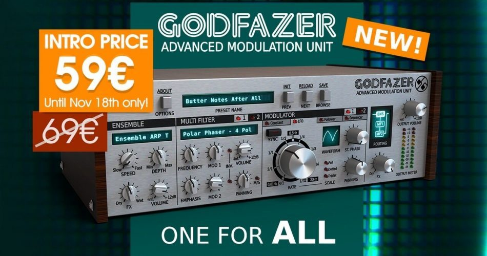 D16 Group Godfazer sale