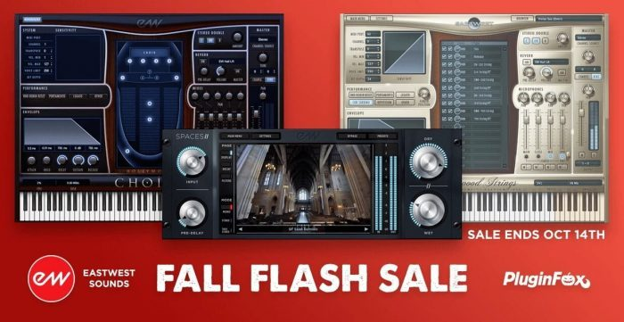 EastWest Fall Flash Sale