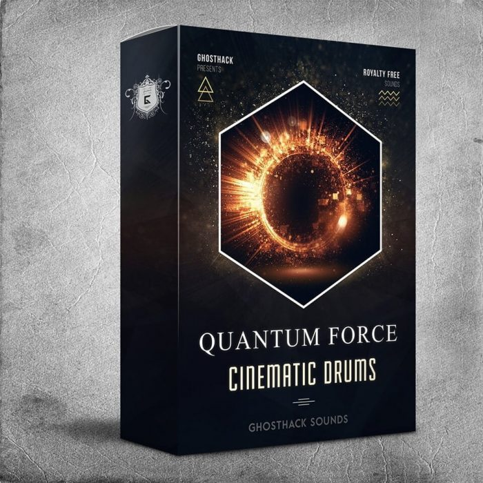 Ghosthack Quantum Force Cinematic Drums