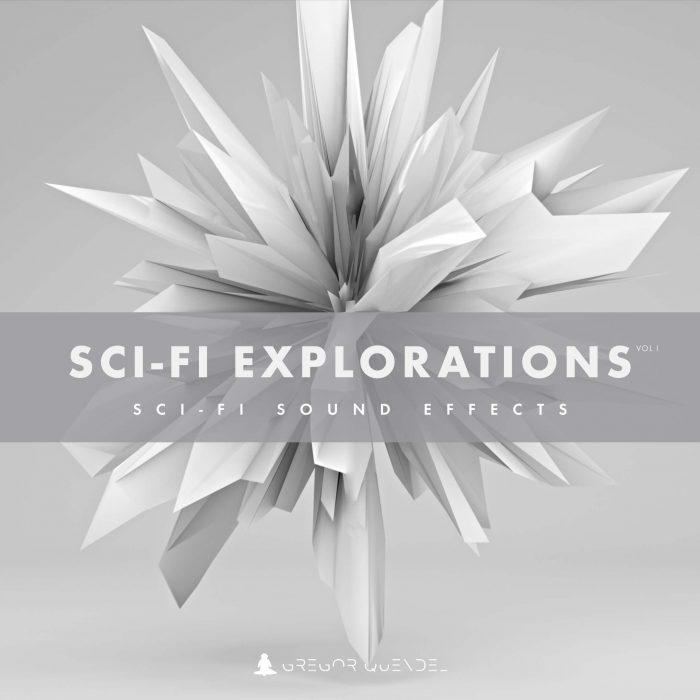 Gregor Quendel Sci Fi Explorations