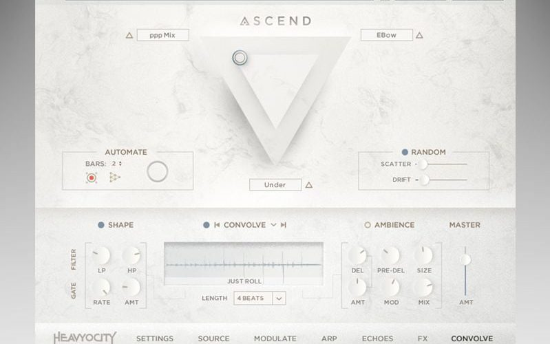 Heavyocity Ascend Modern Grand