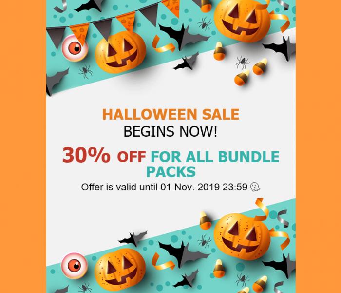 HighLife Samples Halloween Sale