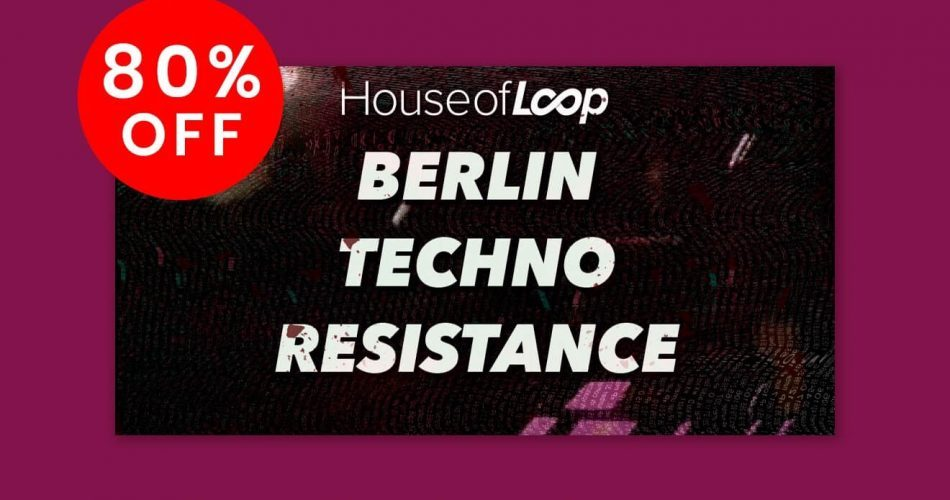 House of Loop Berlin Techno Resistance 80 OFF