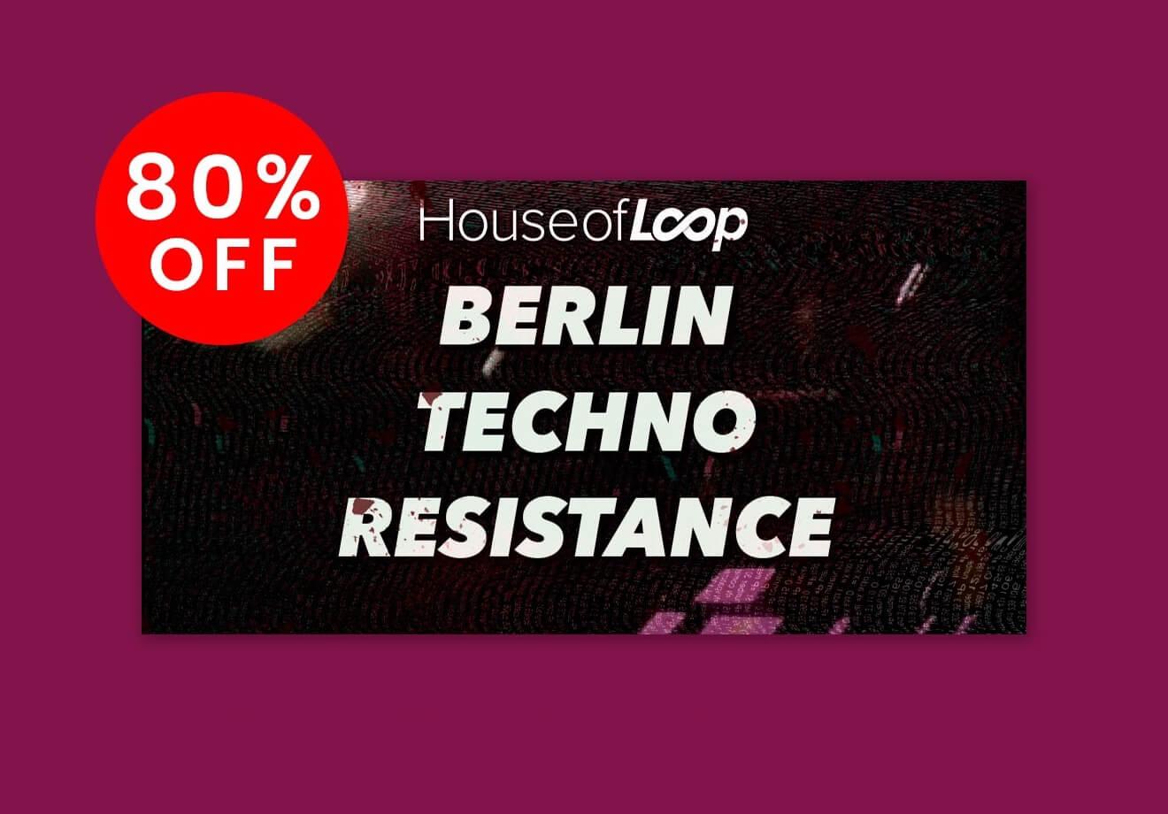 Save up to 80% on House of Loop sample packs at Loopmasters