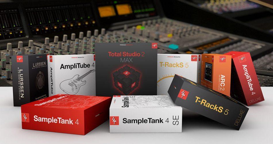 IK Multimedia Studio Month