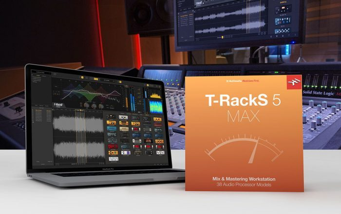 IK Multimedia TRackS 5 MAX sale