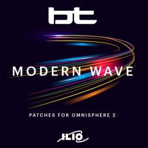 ILIO BT Modern Wave for Omnisphere cover