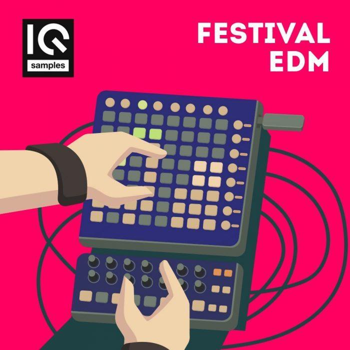 IQ Samples Festival EDM