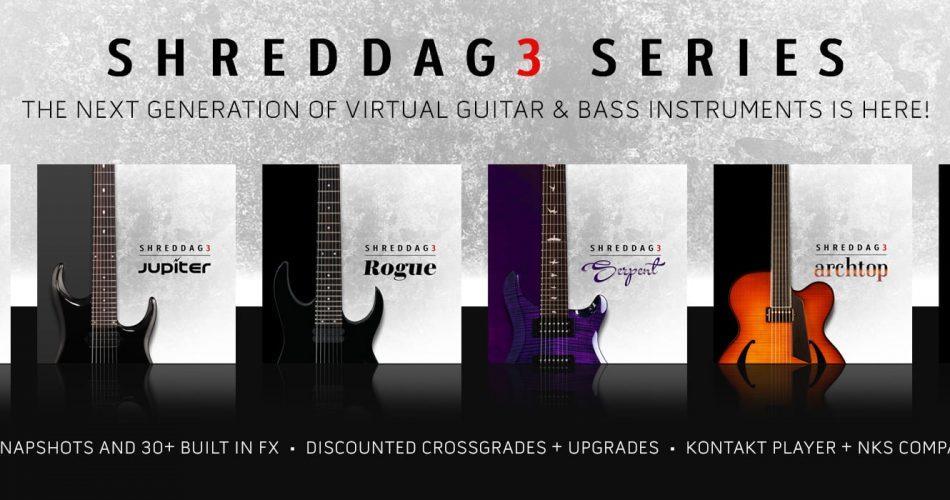 Impact Soundworks Shreddage 3 Series