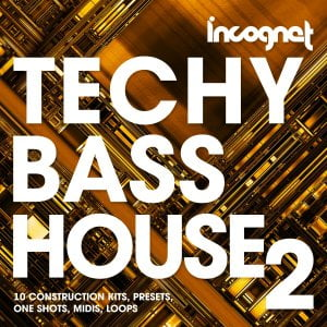 Incoget Techy Bass House 2