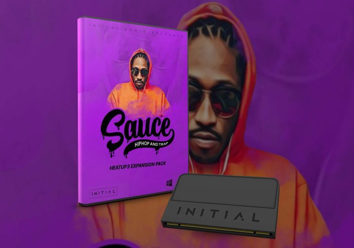 Initial Audio Sauce Heatup3 Expansion