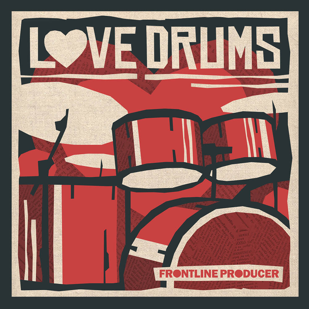 Love Drums by Loopmsaters brings sensual rhythmic drum sections