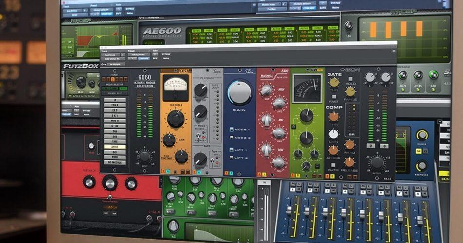 McDSP plugins