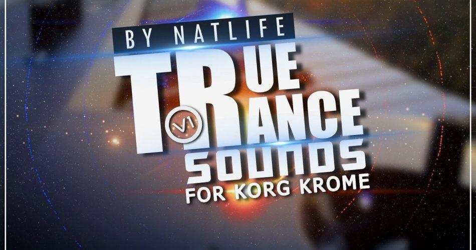 NatLife Sounds True Trance Sounds Vol 1 for Korg Krome