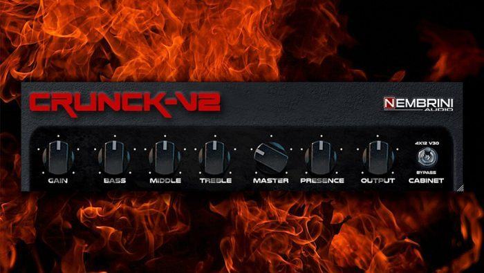 Nembrini Audio Crunck V2