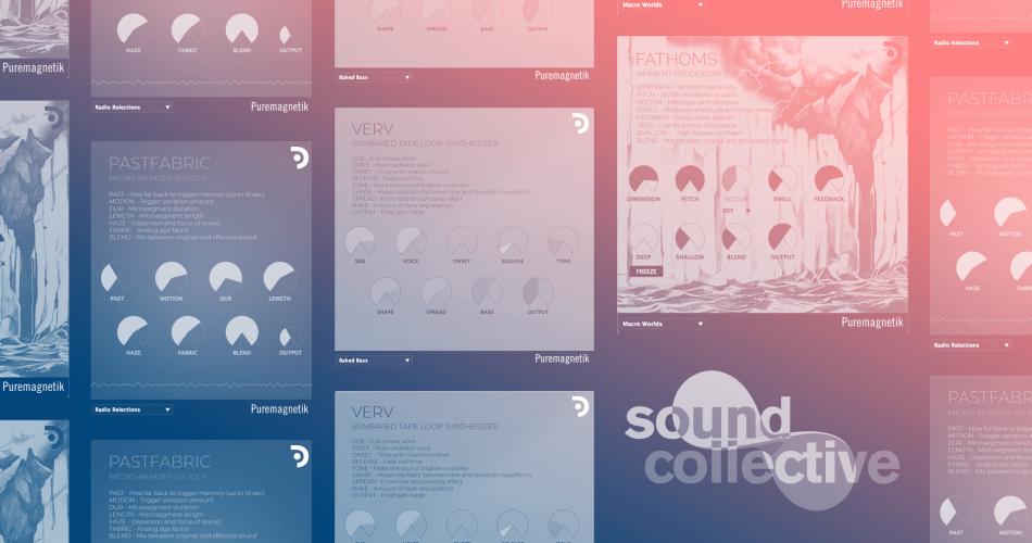 Novation Sound Collective Puremagnetik