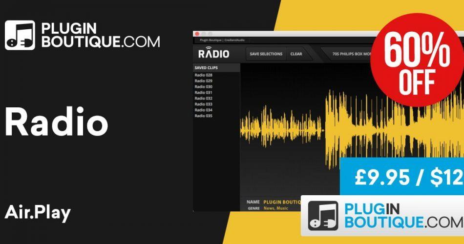 PIB Radio 12 USD