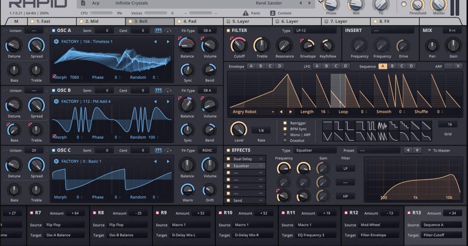 Parawave Audio Rapid 1.7