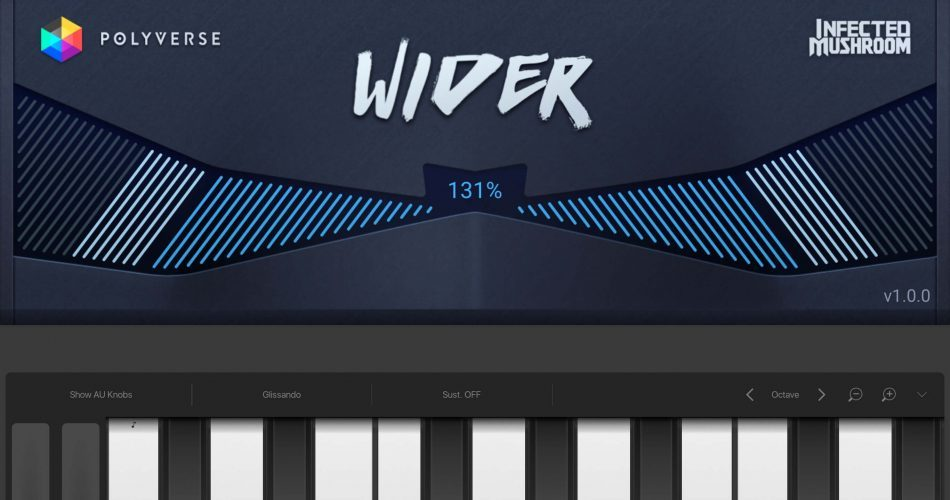Polyverse Music Wider for iOS
