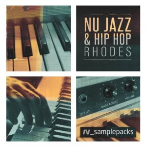 RV Samplepacks New Jazz & Hip Hop Rhodes