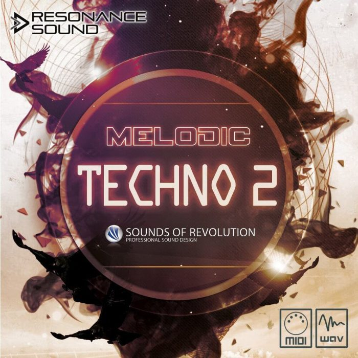 Resonance Sound SOR Melodic Techno 2