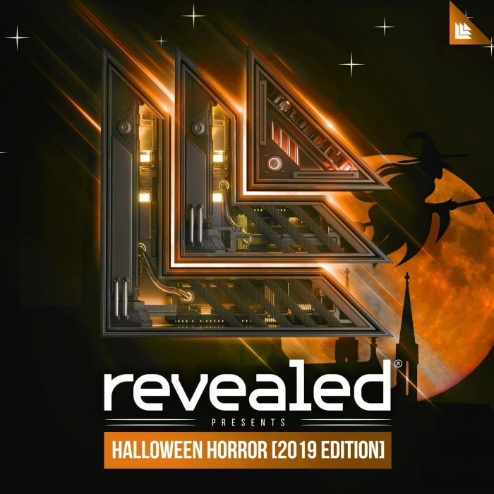 Revealed Halloween Horror 2019