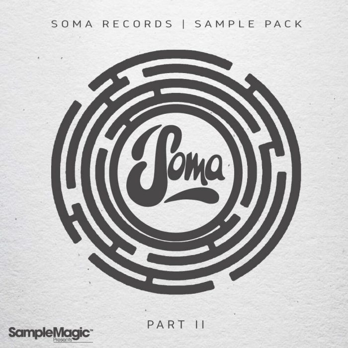 Sample Magic Soma Records Sample Pack 2